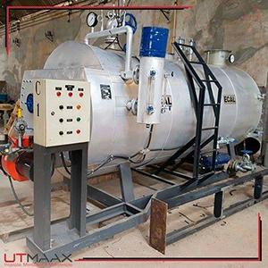 Instalação de vasos de pressão